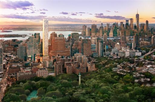 布鲁克林新地标:Brooklyn Point / KPF