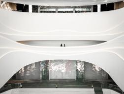 西厅美术馆:河北廊坊市丝绸之路文化交流中心 / WAY Studio