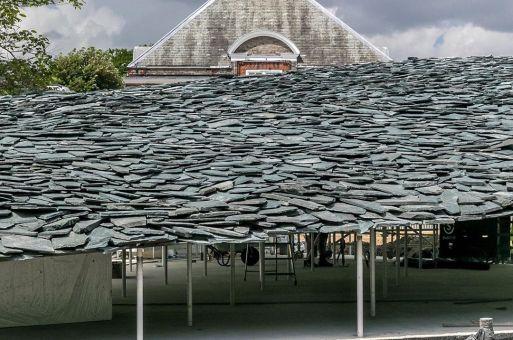 石上純也設計、2019蛇形畫廊展亭實景亮相,6月21日正式開放