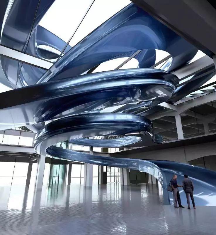 马岩松:好学生无法创造未来 | 建筑师在做什么135
