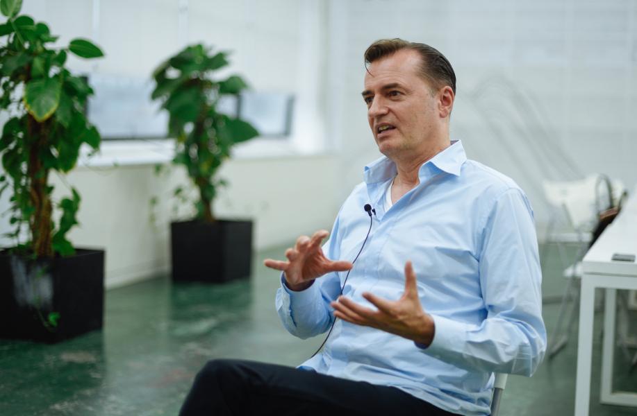 独家专访 | 扎哈事务所总裁舒马赫:什么是参数化的核心?