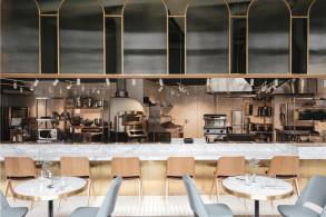 韦斯·安德森式餐厅漫游:The Y / Asthetique