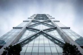 建筑一周 | 芝加哥建筑師設計賴特游客中心、SOM與Architectus合作在悉尼打造混合式塔樓、Softroom在伊斯坦布爾機場建造世界最長的參數化墻