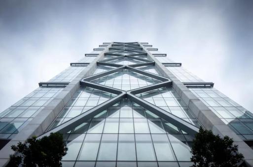建筑一周 | 芝加哥建筑师设计赖特游客中心、SOM与Architectus合作在悉尼打造混合式塔楼、Softroom在伊斯坦布尔机场建造世界最长的参数化墙