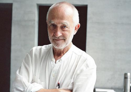 彼得·卒姆托:建筑让我们接近一个原初而静谧的世界