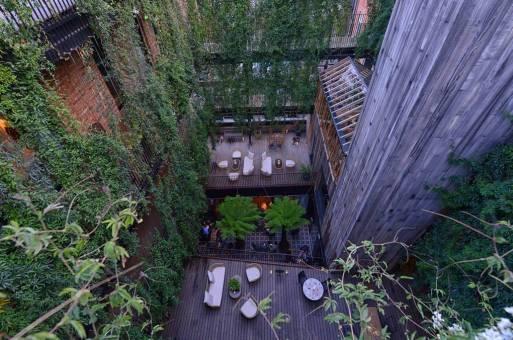 下榻地 | The Mandrake:倫敦城里最神秘的酒店