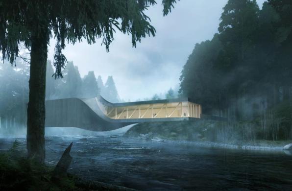 建筑一周 | RIBA2020年国际奖报名启动;赖特作品被列入世界遗产名录;BIG设计的博物馆将于挪威对公众开放