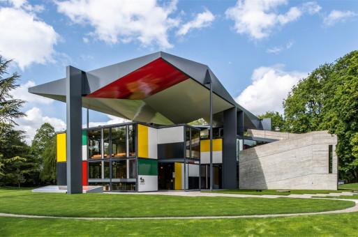 柯布收官之作重新开放:建筑与藏品的精彩对话