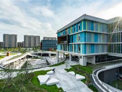 活力之丘:宁波效实中学东部校区 / UDG上海联创建筑设计有限公司