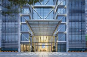 建筑语言讲述现代办公:中建钢构总部大厦 / 中国建筑东北设计研究院有限公司(深圳)