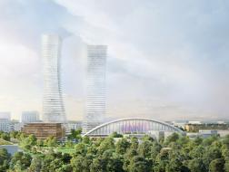 赫尔佐格 & 德梅隆慕尼黑区域规划设计最新公布