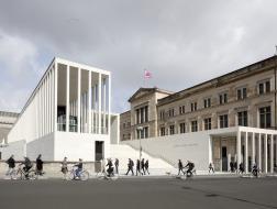大卫·奇普菲尔德新作James Simon美术馆将于柏林开幕