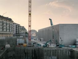 场所记忆与城市肌理:瑞士洛桑州美术馆 / BAROZZI VEIGA