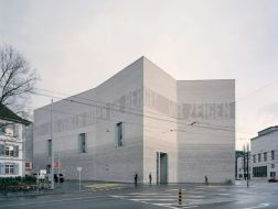 古典气质的当代内核:新巴塞尔艺术博物馆 / Christ & Gantenbein