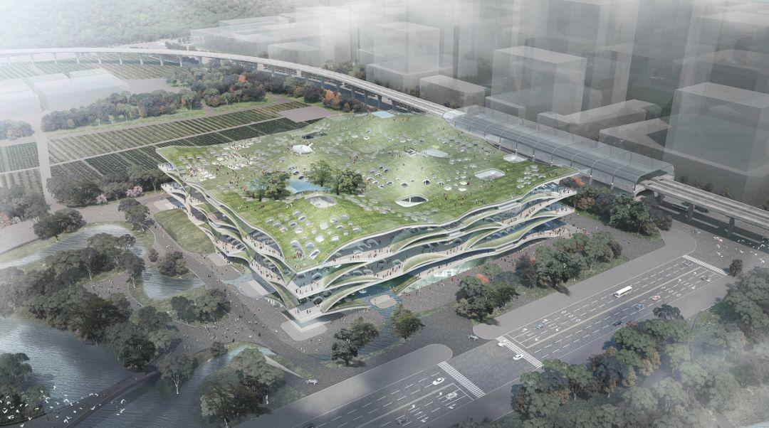 评标结果 | 深圳科技馆(新馆)建设项目方案及建筑专业初步设计国际招标