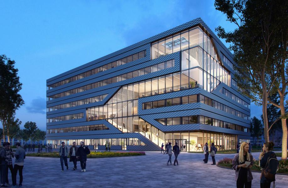 建筑一周 | 里伯斯金工作室公布伦敦Maggie中心的设计; eVolve摩天大楼竞赛开放报名;阿根廷建筑师西萨·佩里去世