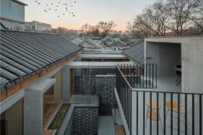建筑地图 | 老北京,新北京