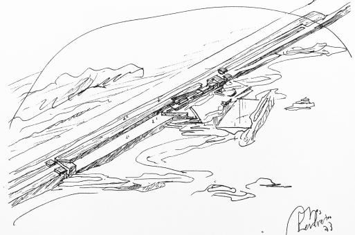 建筑繪 | 西扎的草圖