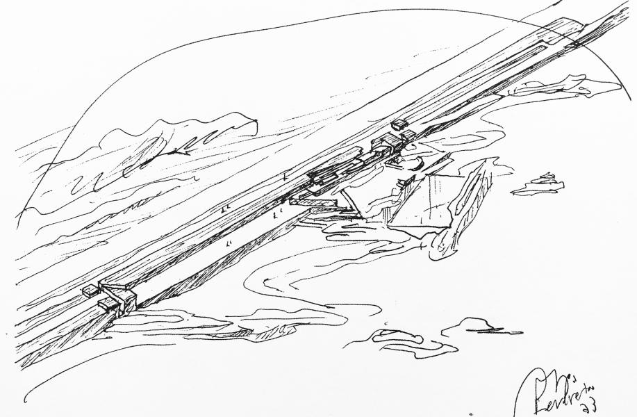 建筑绘 | 西扎的草图