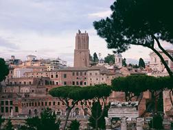 建筑地图049 | 罗马:绝美之城