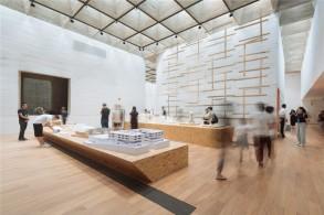 一座新建筑,三个研究展,九位建筑师与学者持续3小时的交锋 | 长江美术馆开馆展暨学术论坛昨日举行