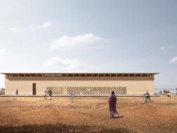 记忆与和平:塞内加尔和平馆 / 华南理工大学建筑设计研究院有限公司