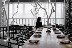 野林意象:吾同空间 / 哲外艺术设计