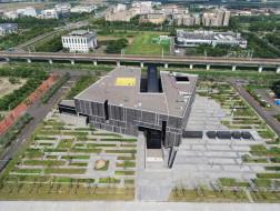 交错的时空:台湾史前文化博物馆 / 姚仁喜 | 大元建筑工场