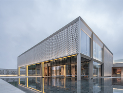 重慶萬科翡翠公園:傳統空間的現代演繹 / 上海日清建筑設計