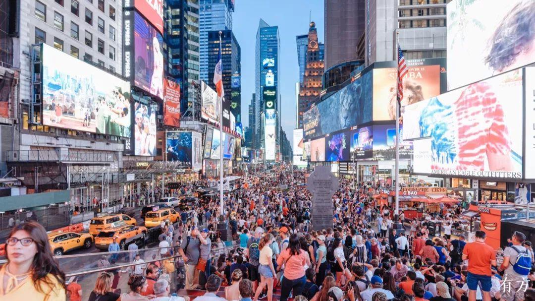 旅行现场 | 美国:多面的现代性