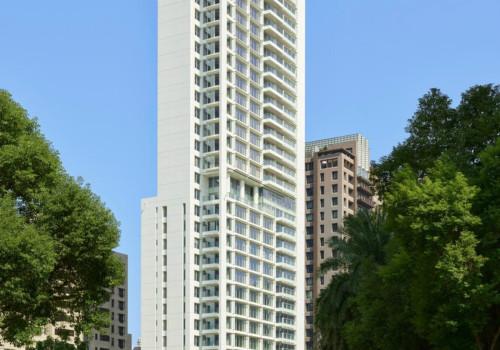 理查德·迈耶台北首座高层住宅建成