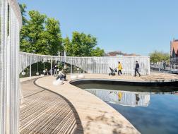 全球有哪些优秀滨水空间设计?| 滨水空间合辑(一)