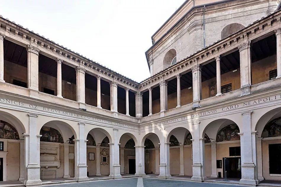 建筑地图 | 罗马:绝美之城