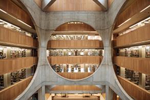 经典再读34   埃克塞特学院图书馆:建筑中的建筑