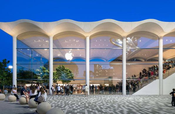 建筑一周 | 2020梁思成建筑奖开始接受提名;Heatherwick+BIG谷歌加州总部园区有新进展;福斯特迈阿密苹果店建成