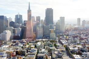 """旧金山标识性建筑""""泛美金字塔""""首次面临出售"""