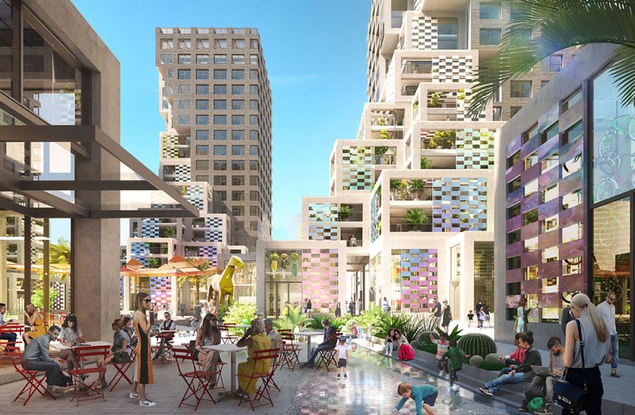 建筑一周 | 芝加哥建筑双年展主题公布;2020年迪拜世博会拉脱维亚馆设计公布