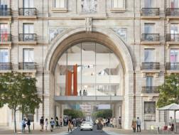 大卫·奇普菲尔德事务所新作:西班牙桑坦德银行总部改造更新设计公布