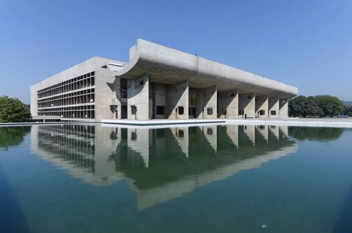 经典再读38 | 昌迪加尔首府建筑群:柯布的雄心