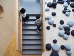 童趣的容器:上海佘山常菁藤国际幼儿园 / ELTO Consultancy