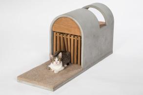 建筑师们为流浪猫设计的46个家,让小生命不再漂泊