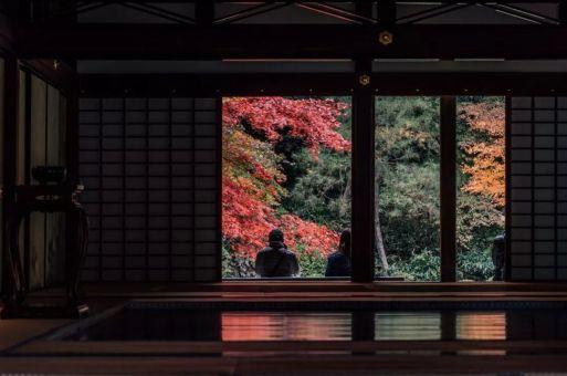 建筑地图 | 京都:一叶知秋