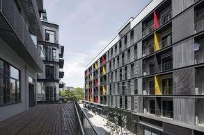 佳客里公寓改造:多元社區 / 墨照建筑設計事務所