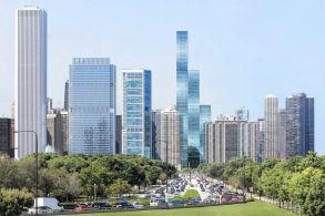 13栋即将改变芝加哥天际线的摩天楼