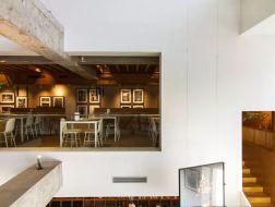 """埃舍尔的""""无尽空间""""与中国园林:北京现代日式餐厅·今后也请 / maison h"""