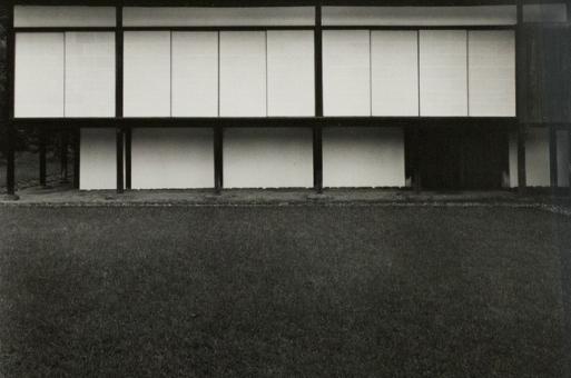 黑白的诗:石元泰博镜头下的桂离宫