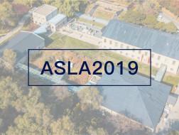 2019ASLA专业奖获奖作品集,三个中国项目获奖。