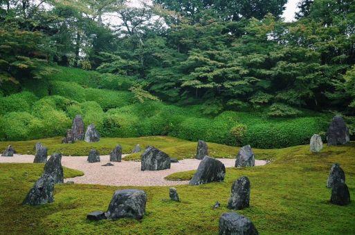 李禹焕:京都庭园