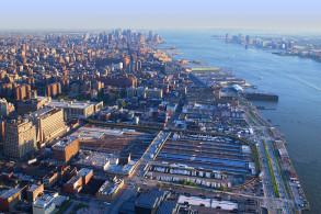 紐約哈德遜廣場發展歷程:從鐵道站場到活力社區