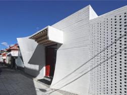 藏式民居改造:高海拔的家 / hyperSity建筑设计事务所